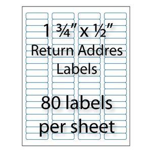 avery 5267 template bulk return address labels avery 174 compatible stik2it