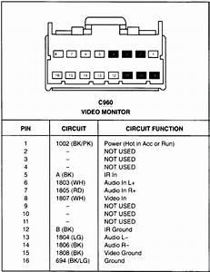 Pioneer Wiring Harness Diagram 16 Pin