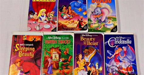 disney vhs collection worth thousands  dollars