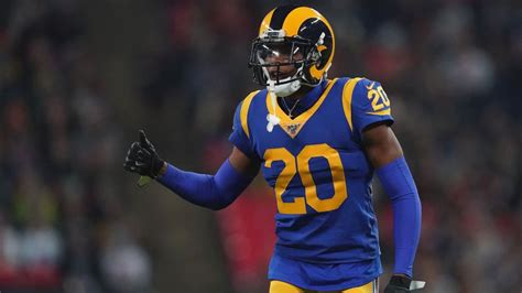 rams cb jalen ramsey agree   year  contract