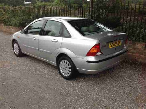 how petrol cars work 2003 ford focus electronic valve timing 2003 ford focus 2 0 ghia saloon automatic petrol car for sale