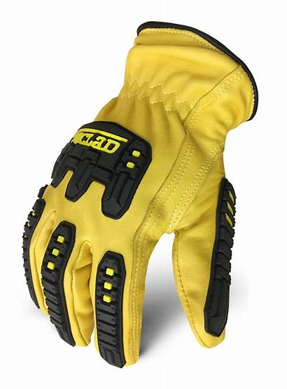 Ironclad Gloves Impact Leather Cut Ultimate General