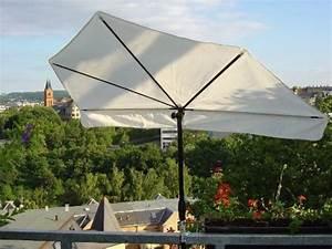 beige sonnenschirme und weitere sonnenschutz gunstig With französischer balkon mit sonnenschirm 400