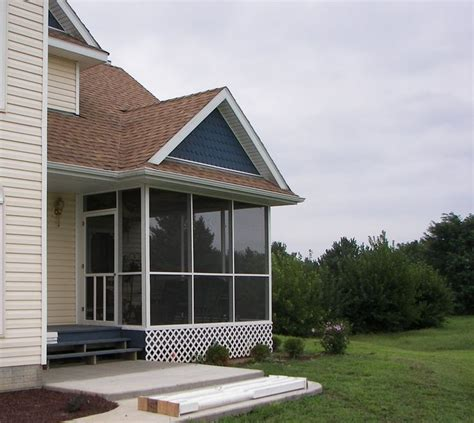 screen porch systems porch screening home design