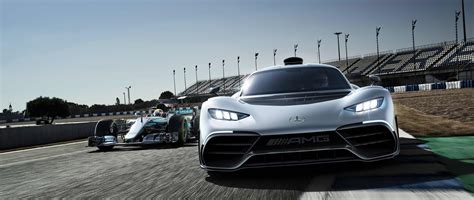 Mercedesamg Project One F1 Technology For The Road