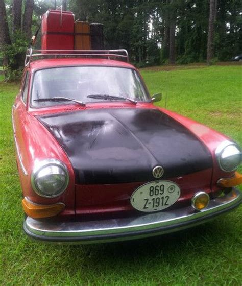 Find Used 1971 Volkswagen Type 3 Fastback * Hot Rod