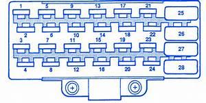 Jeep Zj 2002 Engine Fuse Box  Block Circuit Breaker Diagram