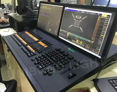 china 2016 grand ma2 console lighting computer controlled
