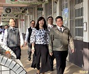 鄭文燦返國小母校投票 呼籲民眾珍惜手中的一票 - 政治 - 自由時報電子報