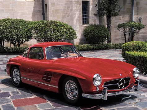 For some elite and exorbitant variants, the cost may be justified by a. 1954 Mercedes-Benz 300 SL Gullwing Wallpapers   SuperCars.net
