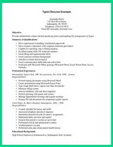 free resume template cashier