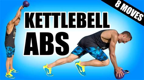 kettlebell abs exercises core workouts workout ab kettlebells strong exercise lean cardio