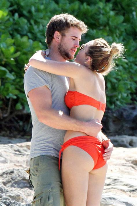 liam hemsworth in love with miley cyrus she makes me