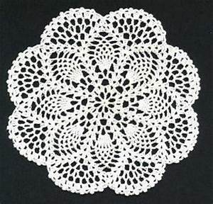 21 Free Crochet Doily Patterns  With Images