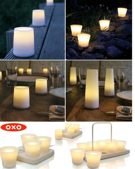 Oxo Candela Glow by Oxo Makes And Guarantees The Vessel Candela Lights At