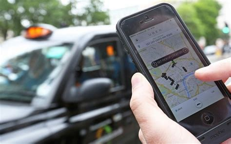 London Must Choose Between Chaotic Uber And Black Cabs