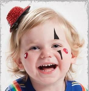 Maquillage Simple Enfant : maquillage halloween 48 photos et instructions faciles ~ Melissatoandfro.com Idées de Décoration