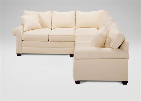 reclining sectional sofas for small spaces popular ethan allen sectional sofa 67 in reclining