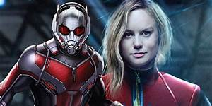 Captain Marvel Trailer: When Will It Release?   ScreenRant