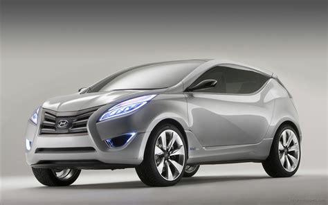 2009 Hyundai Nuvis Concept Wallpaper Hd Car Wallpapers
