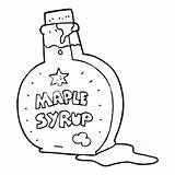 Syrup Maple Getdrawings Drawing sketch template