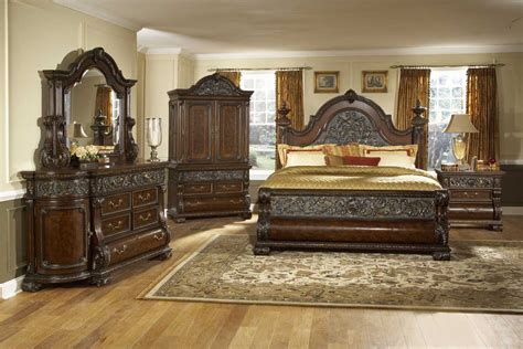 Pulaski King Bedroom Set Buyloxitanecom