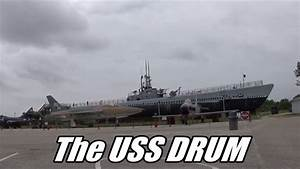 Uss Drum Submarine Mobile Alabama