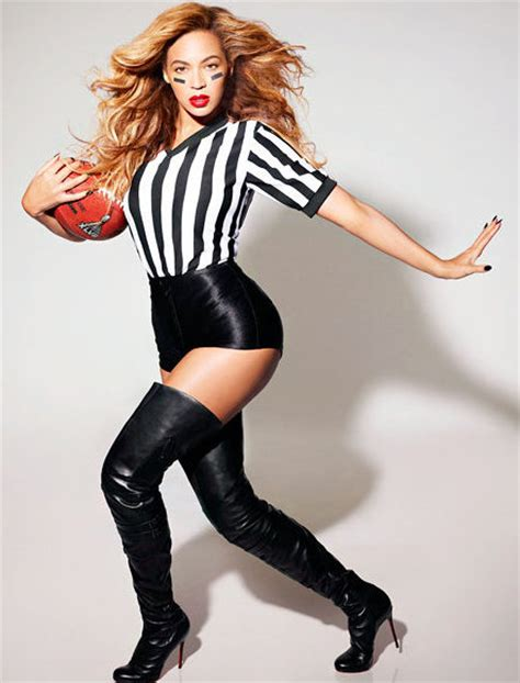 Beyonceu0026#39;s Super Bowl Halftime Show Week Outfits   FASHION