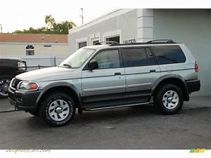 Sport 2000 Gray : 2000 mitsubishi montero sport xls 4x4 in seattle silver metallic photo 7 809277 jax sports ~ Gottalentnigeria.com Avis de Voitures