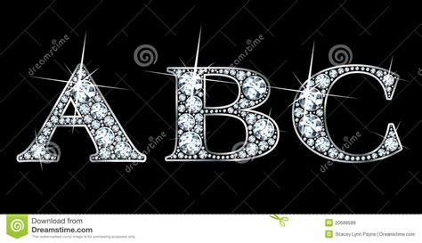 diamond abc royalty  stock images image
