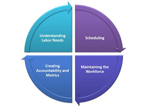 workforce management  stores consulting group