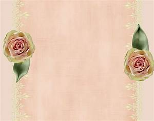 Free Elegant Roses Backgrounds For PowerPoint
