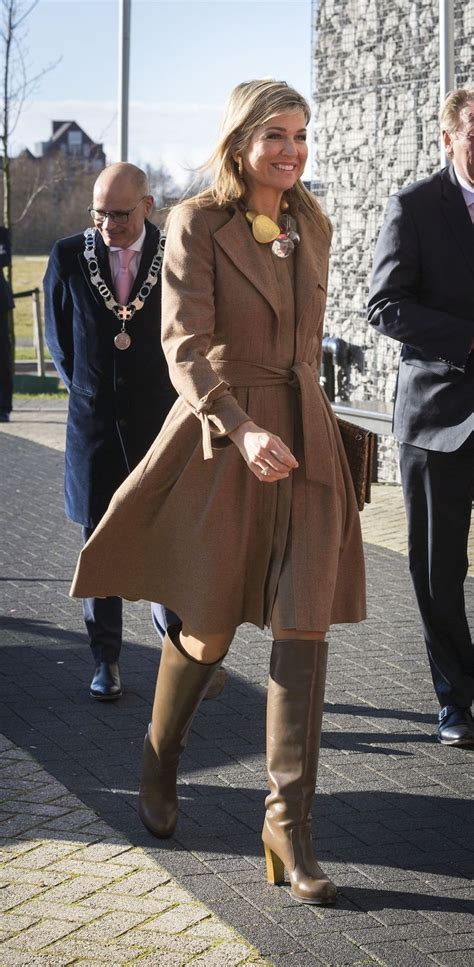 Best Queen Maxima Style Book Images Pinterest
