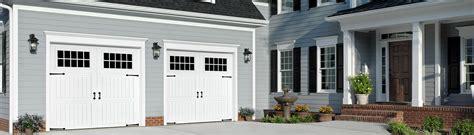 residential garage doors residential garage doors replacement repair in