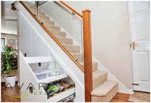 Cupboard Design Under Staircase by ƹӝʒ Under Stairs Storage Ideas Gallery 2 North London