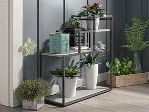 Novogratz, Weston, Plant, Stand, Natural, -, Walmart, Com