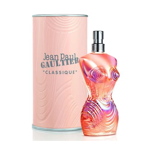 jean paul gaultier classique 20th anniversary eau de toilette 100ml spray jean paul gaultier