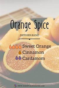 Fall Diffuser Blends  With Images