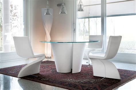 twister table tonon design  cristalplant fixed