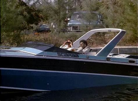 Miami Vice Boat Death by Miami Vice Season 2 Scarab Changes Hands Page 25