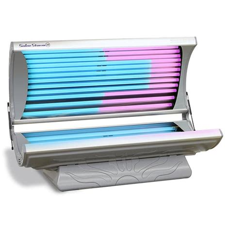 solar 24 l commercial tanning bed from lpi
