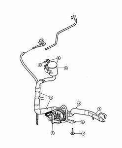 Dodge Grand Caravan Bracket  Leak Detection Pump