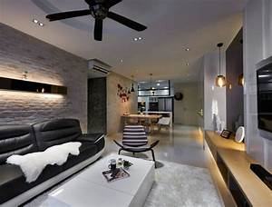 17 home makeover ideas found in malaysia With interior design small living room malaysia