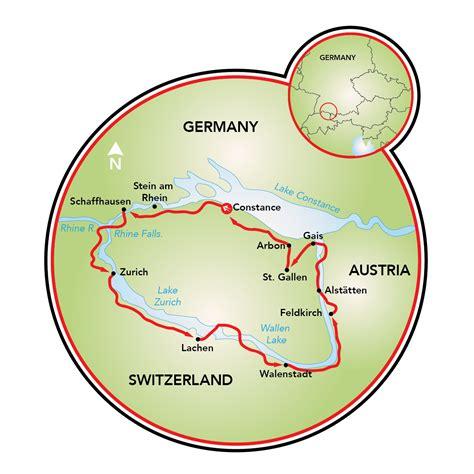 Four Country Tour Bike Tour   Switzerland   Liechtenstein   Austria   Germany   Tripsite