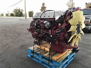 2010 Mack Mp7 Diesel Engine For Sale