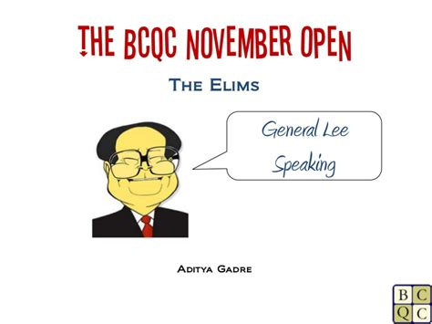 The Open Boat Quiz Answers by Answers Bcqc November Open Elims