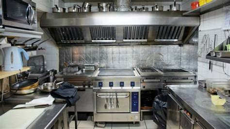 fast food kitchen design how to save money on restaurant equipment repairs nation 7173