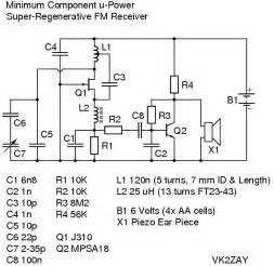Circuit Diagram Of Am Radio Receiver