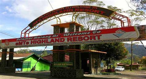 emte highland resort ciwidey info harga fasilitas