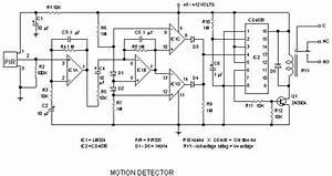 how infrared motion detector components work With control circuit pir 325 pir circuit pyroelectric sensor circuit pir325
